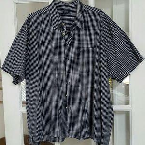 Izod short sleeve men's shirt